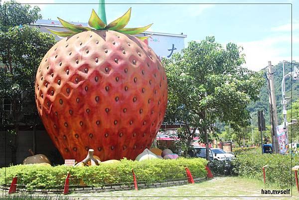 大湖酒莊 草莓文化館