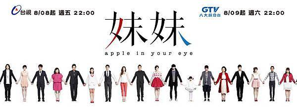 apple in your eye