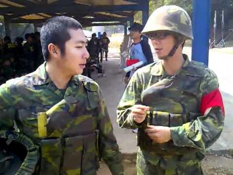 艾成 新兵日記