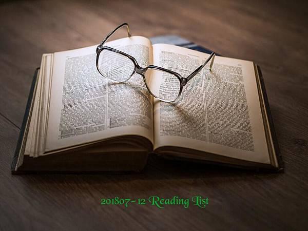 READING 2018
