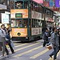 香港的電車