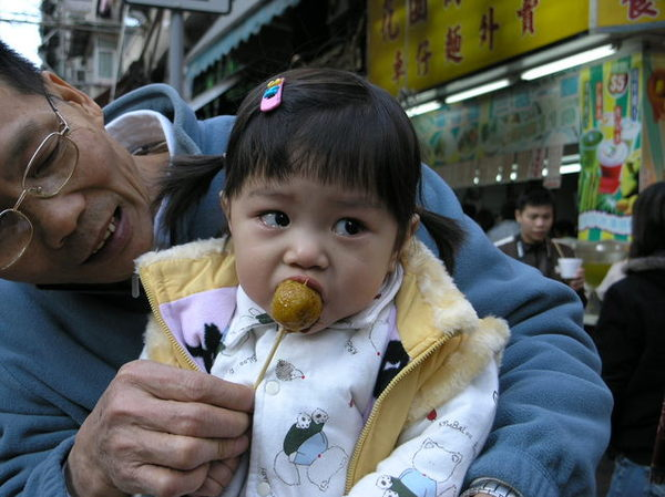 香港愛吃妹