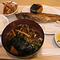 拉麵+青花魚