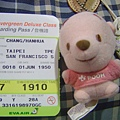 我的登機證