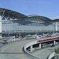 舊金山國際機場一角