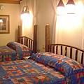 房間佈置也很鄉村風