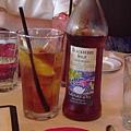 我的餐前DRINK--水果茶