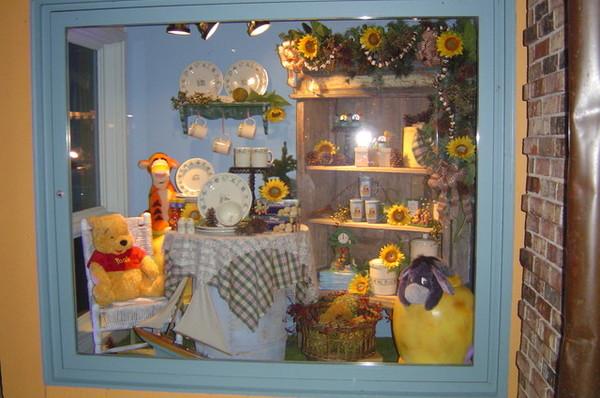 櫥窗就很可愛!!