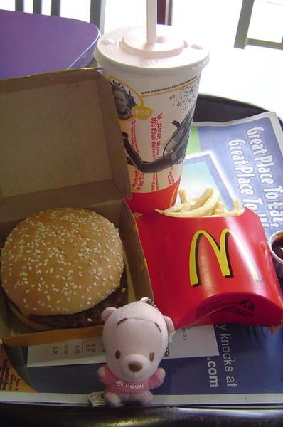 美國麥當勞沒有比較便宜!!