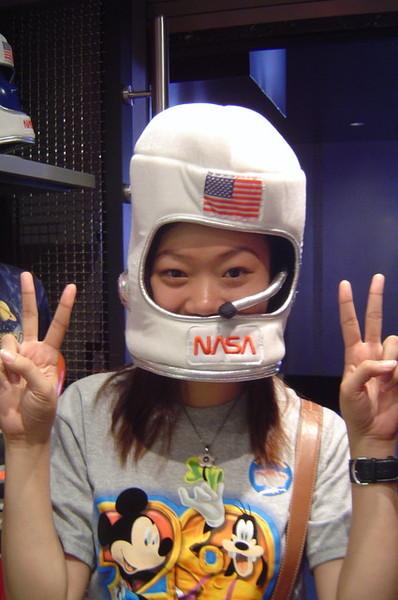 我是太空人