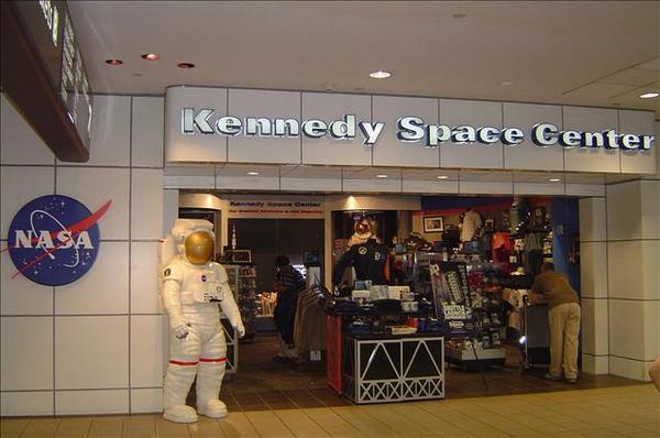 下次應該去NASA玩