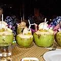 營養不良的椰子