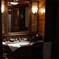 南洋風的浴室