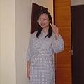 飯店內的和服
