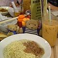 午餐--公仔麵