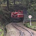 小火車來耶~~