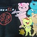 高雄捷運紀念品--永福家族環保袋