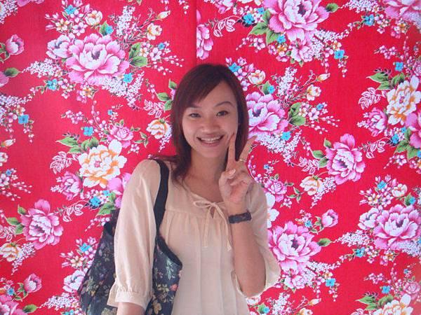 我愛這種大紅花