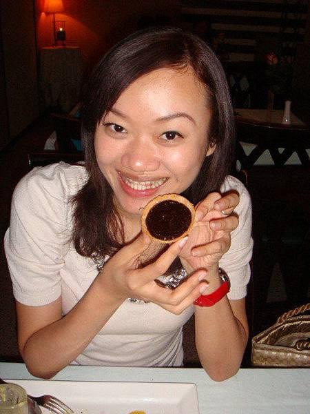 [高盧]這美味的巧克力塔!!