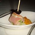 [高盧]開胃菜--燻鮭魚