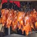 [鳳山阿石烤鴨]--剛烤好的烤鴨