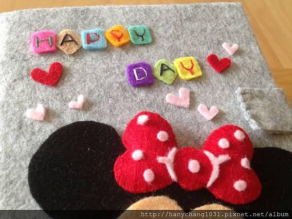 Happy Day米妮