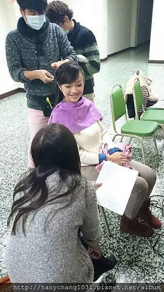 [不織布手作物]--漢妮上電視囉 003.jpg