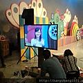 [不織布手作物]--漢妮上電視囉 012.jpg
