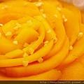 『艷夏限定』--芒果玫瑰花派