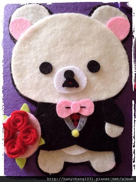 [不織布手作物]--牛奶熊立體卡片 003.jpg