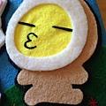 [不織布手作物]--曾經很有名的米滷蛋