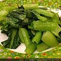 清炒清江菜