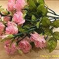 [婚禮小物]--浪漫風玫瑰花球簽名筆 016.jpg