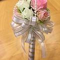 [婚禮小物]--浪漫風玫瑰花球簽名筆 025.jpg