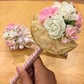 [婚禮小物]--浪漫風玫瑰花球簽名筆 028.jpg