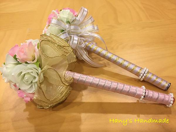 [婚禮小物]--浪漫風玫瑰花球簽名筆 030.jpg