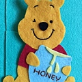 愛吃蜂蜜的小熊維尼