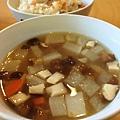 日式蘿蔔菇菇味增湯