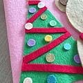 色彩繽紛聖誕樹