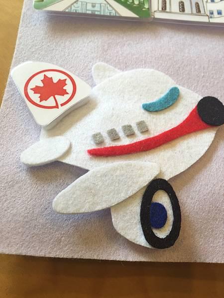 加拿大航空,老東家2