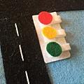 紅路燈設計