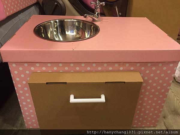 廚具流理台附收納櫃