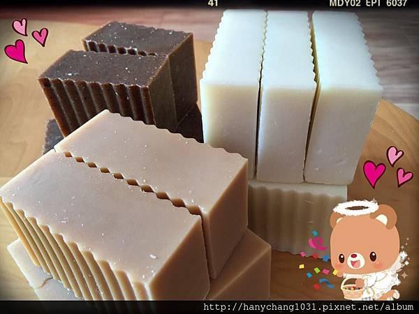 漢妮做的手工皂.jpg