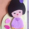 日式和服娃娃
