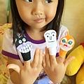 麵包超人系列手指偶