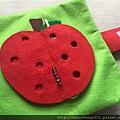 蘋果穿線板
