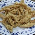 酥炸水晶魚