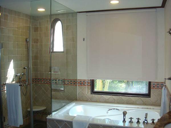 蜜月套房的浴室