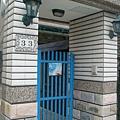 晶藍色美人魚--藍色小門