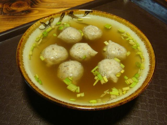 曼波魚丸湯
